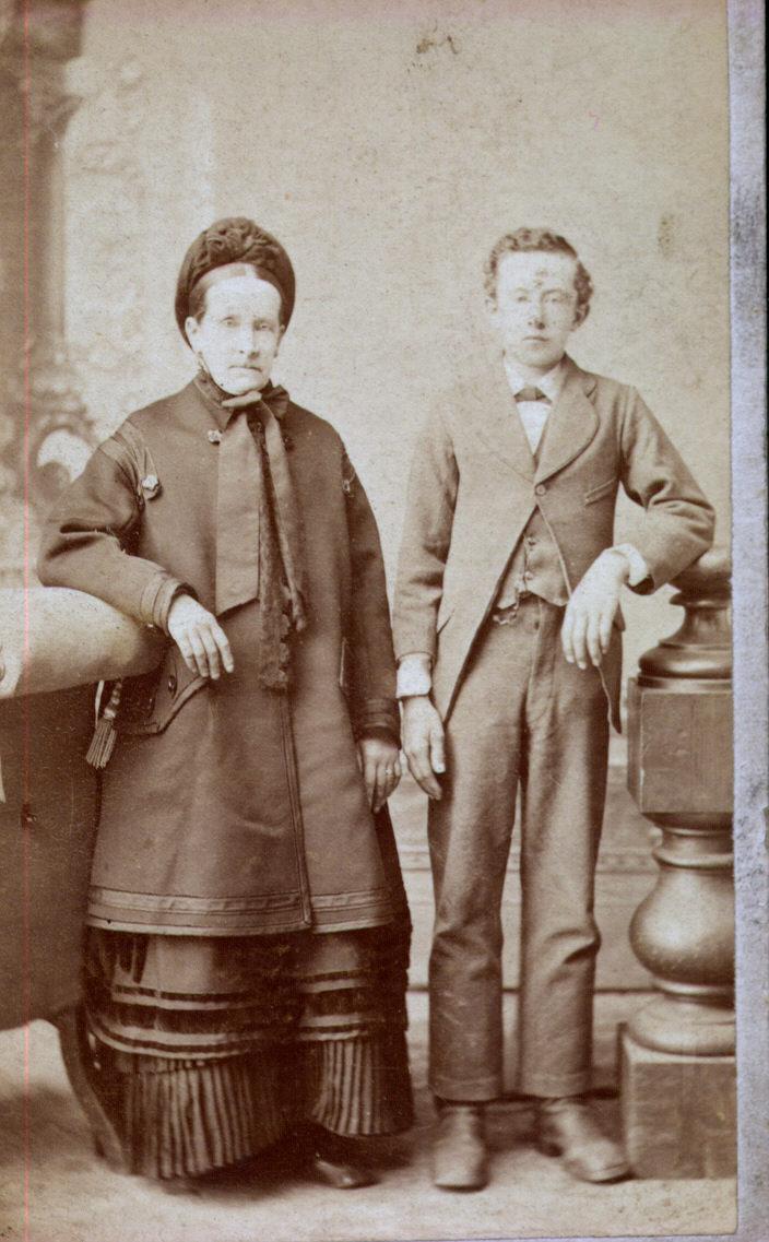 William and Eliza McAnirlin